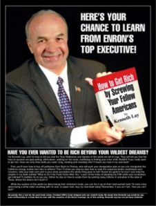 Kenneth Lay - ENRON Fraud