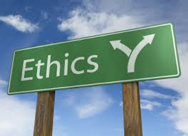 Ethics crossroad
