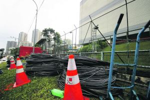 SingTel Cable Repair