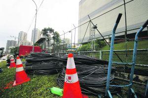 SingTel Cable Repair